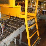 Image UNILOY 350 R2 4 Head Reciprocating Screw Blow Molding Machine 1439268