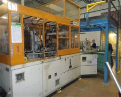 Image NISSEI PF6-2B PET Stretch Blow Molding Machine 1439273
