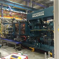 Image 375 Ton CINCINNATI MILACRON 375-48 Injection Molding Machine 1439291
