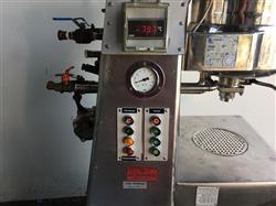 Image H WOLFF 6L Pilot Plant Jacketed Vacuum Mixer 1439715