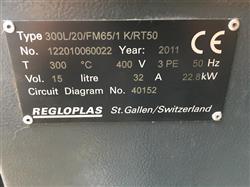Image REGOPLAS RT50 Thermo Oil Temperature Control Unit 1439746