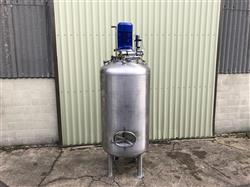 Image GREAVES 1000L High Shear Mixing Vessels 1439780