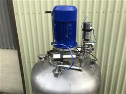 Image GREAVES 1000L High Shear Mixing Vessels 1439783