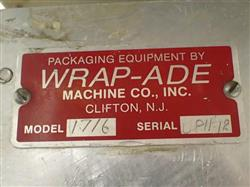 Image WRAP-ADE UPH8-12 Unit Dose Packer 1439814