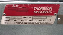 Image THORESON MCCOSH Desiccant Resin Dryer 1439920