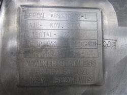 Image .26 Sq Meter WALKER NUTSCHE Filter - 316L/Hastelloy C22 1439968