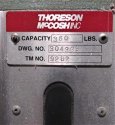 Image THORESON MCCOSH Insulated Drying Hopper 1440090
