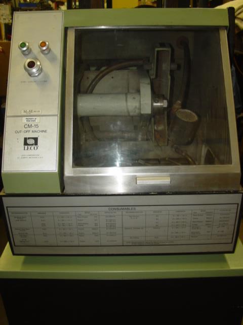 Image LECO CM-15 Cut Off Machine  Single Phase 1440123