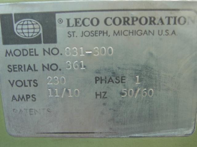 Image LECO CM-15 Cut Off Machine  Single Phase 1440124