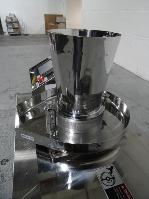 Image FUJI PAUDAL BR-150 Basket Granulator 1440528