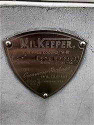 Image 375 Gallon MILKEEPER Bulk Tank 1440549