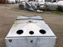 Image 375 Gallon MILKEEPER Bulk Tank 1440553