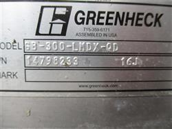 Image GREENHECK Roof Centrifugal Exhaust Fan 1440794