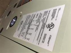 Image 15 Ton TRANE TTA18044D Odyssey Cooling Condenser for a Split System 1441321
