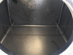 Image 310 Gallon Liquid Tote - Stainless Steel 1441339