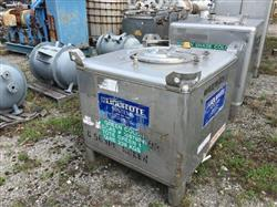 Image 310 Gallon Liquid Tote - Stainless Steel 1490260