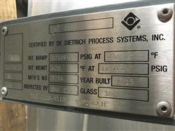 Image DE DIETRICH Glass Lined Distillation Column 1441385