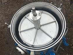 Image 5 Sq. Meter SCHENK Centrifugal Discharge Filter - 316L Stainless Steel 1441476
