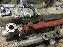 Image 30 Sq. Ft BASCO API Heat Exchanger - 316 Stainless Steel 1441545