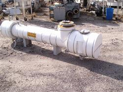Image 87 Sq. Ft. GASPAR INC. Shell and Tube Heat Exchanger 1441584
