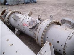 Image 693 Sq. Ft. GASPAR INC. Shell and Tube Heat Exchanger 1441581