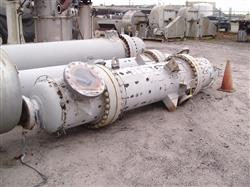 Image 693 Sq. Ft. GASPAR INC. Shell and Tube Heat Exchanger 1441587