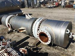 Image 693 Sq. Ft. GASPAR INC. Shell and Tube Heat Exchanger 1441596