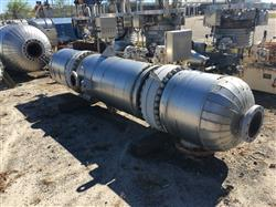 Image 693 Sq. Ft. GASPAR INC. Shell and Tube Heat Exchanger 1441597