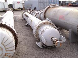 Image 1,768 Sq. Ft. GASPAR INC. Shell and Tube Heat Exchanger 1441611