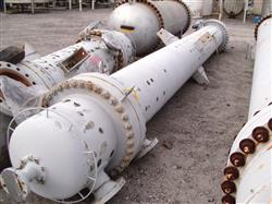 Image 1,768 Sq. Ft. GASPAR INC. Shell and Tube Heat Exchanger 1441612
