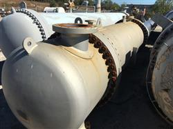 Image 2,395 Sq. Ft. SOUTHERN HEAT EXCHANGER Shell and Tube Heat Exchanger 1441614