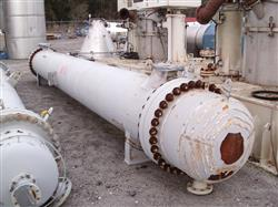 Image 3800 Sq. Ft. GASPAR INC. Shell and Tube Heat Exchanger 1441617