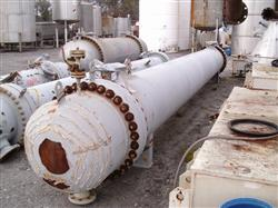 Image 3800 Sq. Ft. GASPAR INC. Shell and Tube Heat Exchanger 1441618