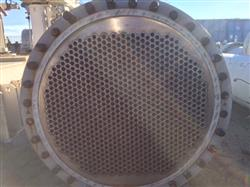 Image 3800 Sq. Ft. GASPAR INC. Shell and Tube Heat Exchanger 1441619