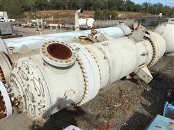 Image 3,121 Sq. Ft. SOUTHERN HEAT EXCHANGER Shell and Tube Heat Exchanger 1441621
