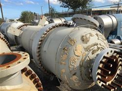 Image 3,121 Sq. Ft. SOUTHERN HEAT EXCHANGER Shell and Tube Heat Exchanger 1441628