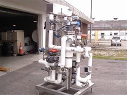 Image A&B PROCESS SYSTEMS High Temperature Circulation System 1441653