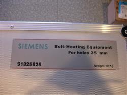 Image SIEMENS Bolt Heating Equipment For Holes 20mm 1441738