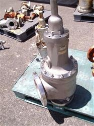 Image CONSOLIDATED VALVE CF8M-B90137 Pressure Relief Valve - Size 6in X 8in, 316 Stainess Steel 1441746