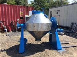 Image 20 Cu. Ft. Double Cone Mixer - Stainless Steel 1441775