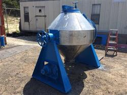 Image 20 Cu. Ft. Double Cone Mixer - Stainless Steel 1441776