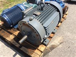 Image 40 HP WEG 04036ES3E324JMAL Motor 1441785