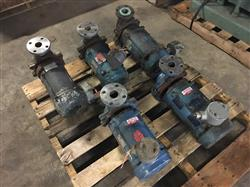 Image 1.5in DEANLINE Inline Pumps - Stainless Steel, 4 Available 1441792