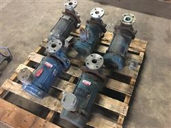 Image 1.5in DEANLINE Inline Pumps - Stainless Steel, 4 Available 1441793