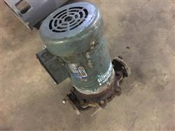 Image 3/4in DEANLINE Inline Pump - Stainless Steel 1441800