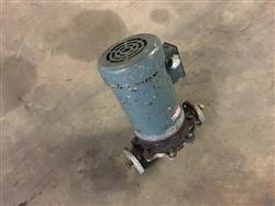 Image 3/4in DEANLINE Inline Pump - Stainless Steel 1441801
