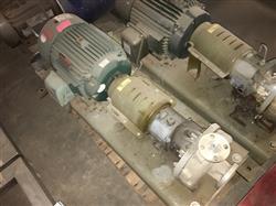 Image DURCO 1K-1.5X1-8 Mark III Centrifugal Pump 1441802