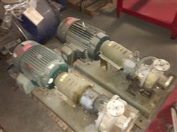Image DURCO 1K-1.5X1-8 Mark III Centrifugal Pump 1441803