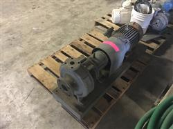 Image DURION DURCO Mark II Centrifugal Pump - 316 Stainless Steel 1441808