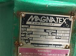 Image MAGNATEX MPL52LF-V25N-180TC Centrifugal Pump - 316 Stainless Steel 1441811